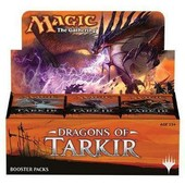 Boite De 36 Boosters Les Dragons De Tarkir Magic The Gathering
