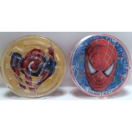 Lot De 02 Jeux De Patience Spiderman