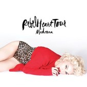 Place Madonna Rebel Heart Tour Bercy 10 D�cembre 2015