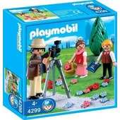 Playmobil 4299 - Photographe Avec Enfants D'honneur