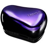 Tangle Teezer Brosse D�m�lante Compact Styler Purple Dazzle - Noir Et Violet