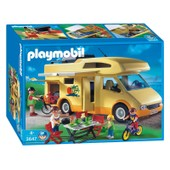 Playmobil 3647 - Famille Et Camping Car