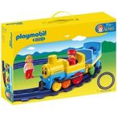 Playmobil 6760 - Train Avec Rails