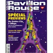 Pavillon Rouge N� 25 Du 01/07/2003 - Special Previews - De Golden City A Sillage - Carmen Mc Callum - Manga - Larme Ultime