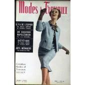 Modes Et Travaux N� 771 Du 01/03/1965 - Maurice Genevoix - Jean Duhamel - Napoleon - Dietetique Par J. Legris Et Y. Mary - Arts Menagers Par C. Prin.
