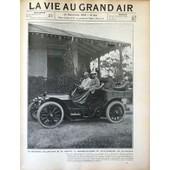Vie Au Grand Air (La) N� 316 Du 29/09/1904 - Le Kronprinz D'allemagne Et Sa Fiancee La Grande-Duchesse De Mecklembourg En Auto - A Ostende / Les Grandes Courses Internationales De Levriers