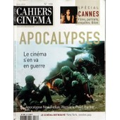 Cahiers Du Cinema N� 558 Du 01/06/2001 - Special Cannes - Films - Portraits - Enquetes Et Bilan - Apocalypses Now Redux - Warriors - Pearl Harbor - New York Annees Pop - Beatrice Dalle - Jack Smith - Stephane Bouquet