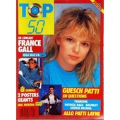 Top 50 N� 92 Du 07/12/1987 - France Gall - Sandra - Eric Morena - Guesch Patti - Patti Layne - Patricia Kaas - Bachelet - George Michael