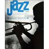 Jazz Hot N� 201 Du 01/09/1964 - Special Festival - Lionel Hampton - Carmel Jones - Woody Herman - Eric Dolphy - Juan-Les-Pins - Sine - Paul Desmond - Howard Mcghee - Newport - Cabarets De Paris