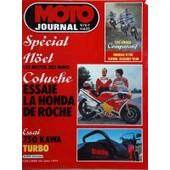 Moto Journal N� 632 Du 22/12/1983 - Special Noel - Les Motos Des Minis - Coluche - Essaie La Honda De Roche - Essai - 750 Kawa Turbo - 125 Cross Comparatif - Honda - Ktm - Kawa - Suzuki Et Yam
