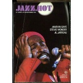 Jazz Hot N� 332 Du 01/11/1976 - Marvin Gaye - Stevie Wonder - Al Jarreau.