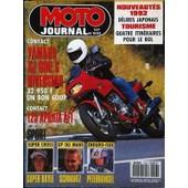 Moto Journal N� 1003 Du 12/09/1991 - Contact : Yamaha Xj 600 S. Diversion. 32 950 F. Un Bon Coup. Contact : 125 Aprilia Afi. Sport : Super Cross, Super Bayle. Gp Du Mans, Schwantz. Enduro-Isde, Peterhansel. Nouveautes 1992 : Delires Japonais. Tour...