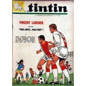 Tintin N� 1142 Du 17/09/1970 - Vincent Larcher
