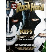 Rock Hard N� 92 Du 01/10/2009 - Kiss Immortel - Rammastein - Paradise Lost - Slaer - Megadeth - Europe - Steve Vai - Epica - Hatebreed - Hypocrisy - Axxis - Arch Enemy - Exivious - Leaves's Eyes - Nightmare - Mass Hysteria - Pat Mcmanus - Spirutus...