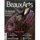 Beaux Arts Magazine N� 247 Du 01/12/2004 - La Beaute De L'antique A Umberto Eco - Shopping - L'epicerie De Noel - Photo - Giacomelli L'alchimiste - Createur De L'annee - Architecture - Le Musee Du Futur
