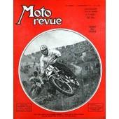 Moto Revue N� 1050 Du 15/09/1951 - Essai Du Vespa - A Lines Par Le Belge Leloup Lors Du Grand Prix De France De Moto-Cross - Le 125 Cc. Jonghi - Les Realisations De Mm. Michel Et Dulouard