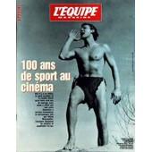 Equipe Magazine (L') N� 719 Du 23/12/1995 - 100 Ans De Sport Au Cinema - Johnny Wessmuller Champion Olympique De Natation Dans Tarzan