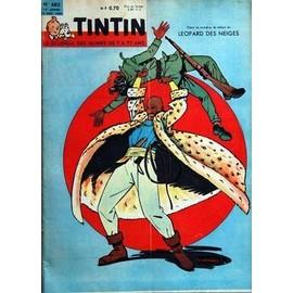 Tintin N� 682 Du 06/11/1961 - Dans Ce Numero Le Retour Du Leopard Des Neiges