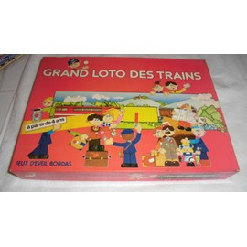 Grand Loto Des Trains Bordas