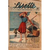 Lisette N� 31 Du 03/08/1941 - La Jeune Verotiere / Nouvelle - Mossieur Courbet Et Le Petit Veau - Une Petite Fille Pas Comme Les Autres - La Villa Mysterieuse / Film