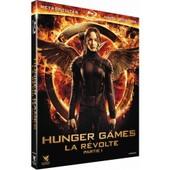 Hunger Games - La R�volte : Partie 1 - Blu-Ray de Lawrence Francis