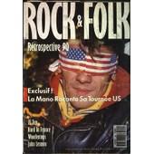 Rock And Folk N� 281 Du 01/01/1991 - Retrospective 90 - Exclusif La Mano Raconte Sa Tournee Us - Zz Top - Hard In France - Woodentops - John Lennon -