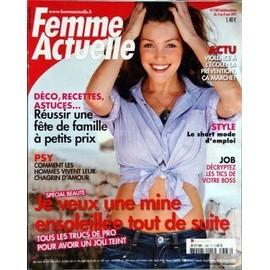 86c05e6b0610bb Femme Actuelle N° 1388 Du 02 05 2011 - Violence A L
