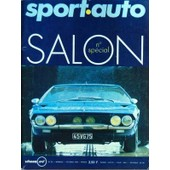 Sport Auto N� 93 Du 01/10/1969 - Special Salon - Les Voitures 8sportives Americaines - Le G.P. D'italie - Mike Hailwood - Rindt - Le Turbo Compresseur - Lamborghini Espada - La Course Des Alpes - A Albi - Le G.P. D'autriche