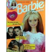 Barbie Magazine N� 43 Du 01/01/1999 - Un Cadre Photo - Les Manau - Animaux