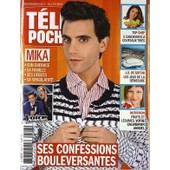 Tele Poche N� 2503 Du 01/02/2014 - Mika - Ses Confessions Bouleversantes Jo De Sotchi - Les Jeux De La Demesure