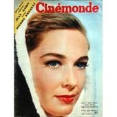 Cinemonde N� 1214 Du 14/11/1957 - Jean Gabin Contre Pierre Fresnay - Vera Miles Dans Beau James - Gloria Lasso