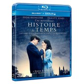 Une Merveilleuse Histoire Du Temps - Blu-Ray + Copie Digitale de James Marsh