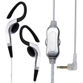 3.5MM ECOUTEUR EARPHONE SPORTIF VOLUME CONTROLE PR MP3