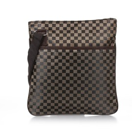 Sac Sacoche Pochette Bandouli�re Epaule Crois� Homme Mode Casual Caf�