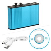 6 Canaux Carte Son Externe USB Num�rique Optique Audio SPDIF Pr PC