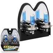 2 X H7 Hid Ampoule Lampe X�non Halog�ne 100w 6000k 12v Blanc Voiture