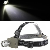 Cree Q5 Led 800lm Lampe Lumi�re Frontale Zoomable Blanc Pour Camping Chasse
