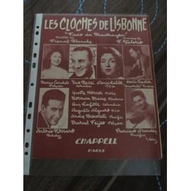 """Les cloches de Lisbonne """"Fado da madragoa"""""""