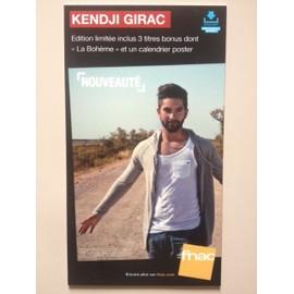 PLV Kendji Girac