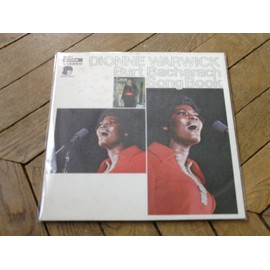 The burt Bacharach songbook LP Japon gatefold
