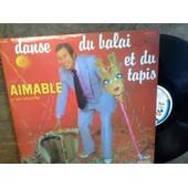 Aimable Et Son Orchestre Danse Du Balai Et Du Tapis Double Album 2 Disques 33 Tours Vogue 400674 - Aimable