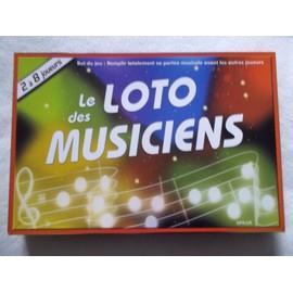 Le Loto Des Musiciens