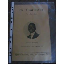 Ce Charleston The Black-Jazz (chanson fantaisiste enregistrée par Monty)