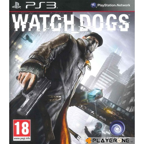 Watch Dogs Edition Sp�ciale Fnac PS3