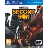 Infamous Second Son (Ps4 Only)