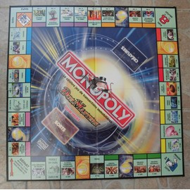 Plateau Duel Masters Monopoly