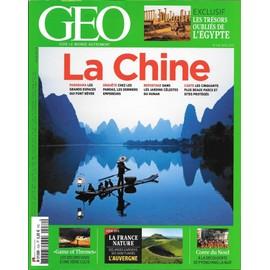 Geo 434 La Chine