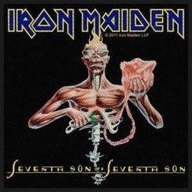 Patch Iron Maiden - Seventh Son