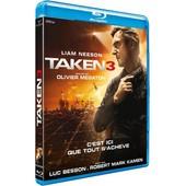 Taken 3 - Blu-Ray de Olivier Megaton