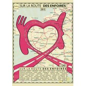 Les Enfoir�s - Sur La Route Des Enfoir�s 2015